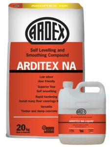 ARDITEX NA Self Levelling and Smoothing Compound