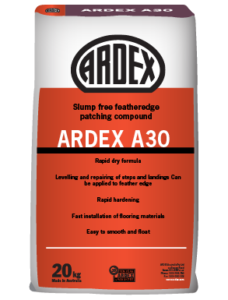 ARDEX A 30 Patching Compound