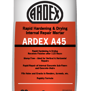 ARDEX A 45 Repair mortar