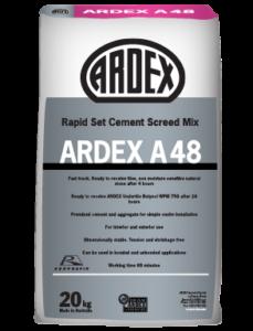 ARDEX A 48 screed