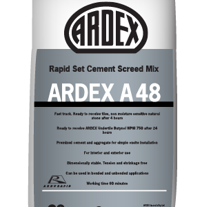 ARDEX A 48 screed