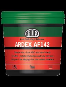ARDEX AF 142 fast grab