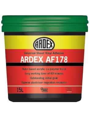 ARDEX AF 178 acrylic adhesive
