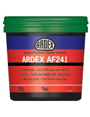 ARDEX AF 241 Carpet Adhesive