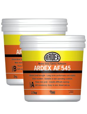 ARDEX AF 545 epoxy adhesive