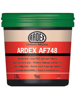 ARDEX AF 748 Linoleum Adhesive