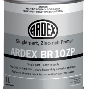 ARDEX BR 10 ZP corrosion protection