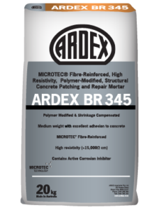 ARDEX BR 345 Concrete Patching