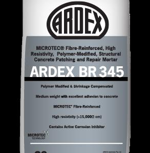 ARDEX BR 345 Concrete Patching