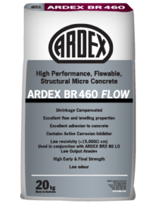ARDEX BR 460 Flow flowable repair mortar