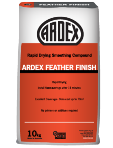 ARDEX Feather Finish Smoothing Compound