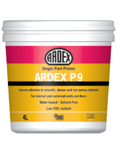 ARDEX P 9 water based primer