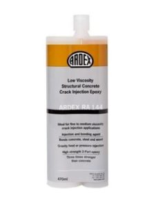 ARDEX RA 144 structural epoxy adhesive