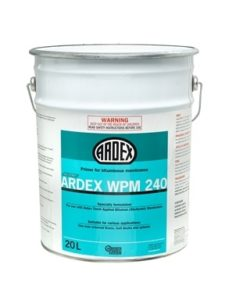 ARDEX WPM 240 Primer for Bituminous Membranes