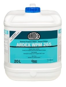 ARDEX WPM 265 water-based acrylic primer