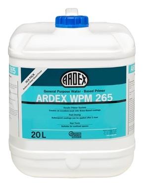 ARDEX WPM 265 water-based acrylic primer