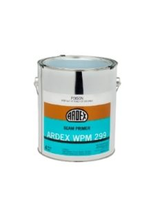 ARDEX WPM 299 water resistant primer adhesive