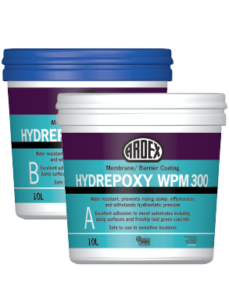 ARDEX WPM 300 water based epoxy membrane