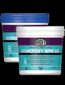 ARDEX WPM 300 water based epoxy membrane