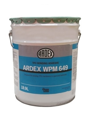 ARDEX WPM 649 solvent based contact adhesive