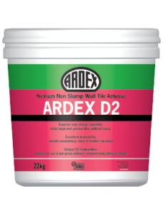 ARDEX D 2 Premium grade dispersion adhesive
