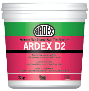 ARDEX D 2 Premium grade dispersion adhesive