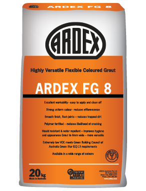 ARDEX FG 8 Flexible cement-based grout