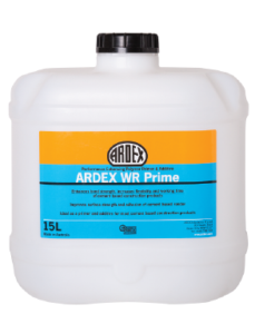 ARDEX WR Prime primer additive