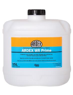ARDEX WR Prime primer additive